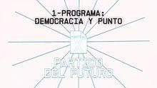 File:Partido X, Partido del Futuro Rueda de prensa de presentación.webm