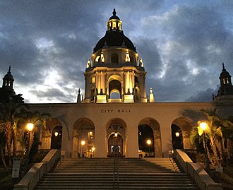 Pasadena City Hall - Image: Pasadena City Hall building