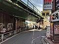 Passageway under Yamanote Line in Shibuya.jpg