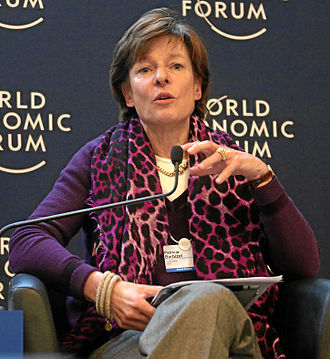 Patricia Barbizet - Patricia Barbizet at the World Economic Forum Annual Meeting in 2013
