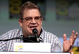 Oswalt in 2017 op het San Diego Comic-Con International in San Diego, Californië