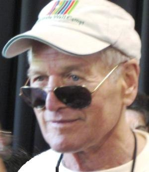 Paul Newman in Carnation, Washington June 2007 cropped