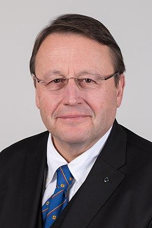 Paul Rübig - Image: Paul Rübig MEP 1