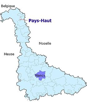 Image illustrative de l'article Pays Haut