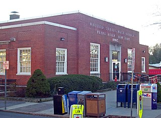 United States Post Office (Pearl River, New York) United States historic place