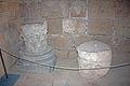 Pedestals in acropolis of Lindos 2010 2.jpg