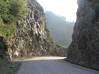 Pir Panjal Pass Mountain pass in Jammu and Kashmir, India
