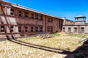 Penitentiary of New Mexico - Image: Penitentiary of New Mexico Recreation Yard