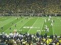 Penn State vs. Michigan football 2014 25 (onside kick).jpg