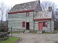 Pennsylvania Log Farmhouse, Ulster American Folkpark - geograph.org.uk - 284173.jpg