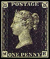 Penigsweart postage stamp