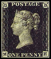 Image illustrative de l'article Penny Black