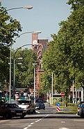 Peter-Behrens-Bau Industriepark Frankfurt Höchst