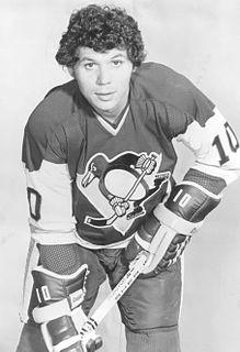 Peter Lee (ice hockey) Canadian ice hockey player