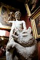 Petworth House statue bear.jpg