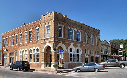 Pflugerville historic district 2012.jpg