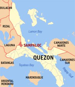 Sampaloc Quezon  Wikipedia