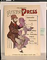Philadelphia Sunday Press-Splendid portraits of Gov. McKinley and Mrs. McKinley free to every reader, Sunday May 17, 1896 - Brill. LCCN93504472.jpg