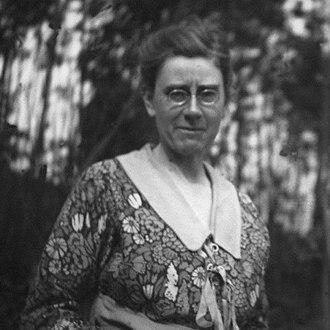 Mud March (suffragists) - Pippa Strachey