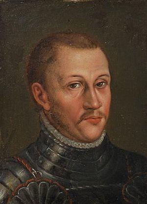 Hessian War - Philip I, the last landgrave of all Hesse (died 1567)