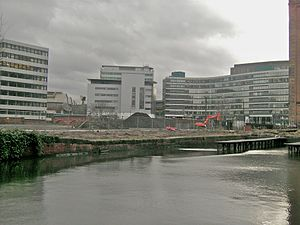 Piccadilly Tower - Image: Piccadilly Tower Site 2