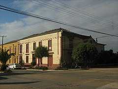 Pichilemu post office building, in February 2010.