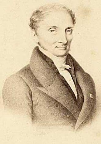 Pierre Jean Robiquet - Portrait c. 1825–1830