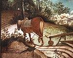 Pieter bruegel il vecchio, caduta di icaro, 1558 circa 03.JPG