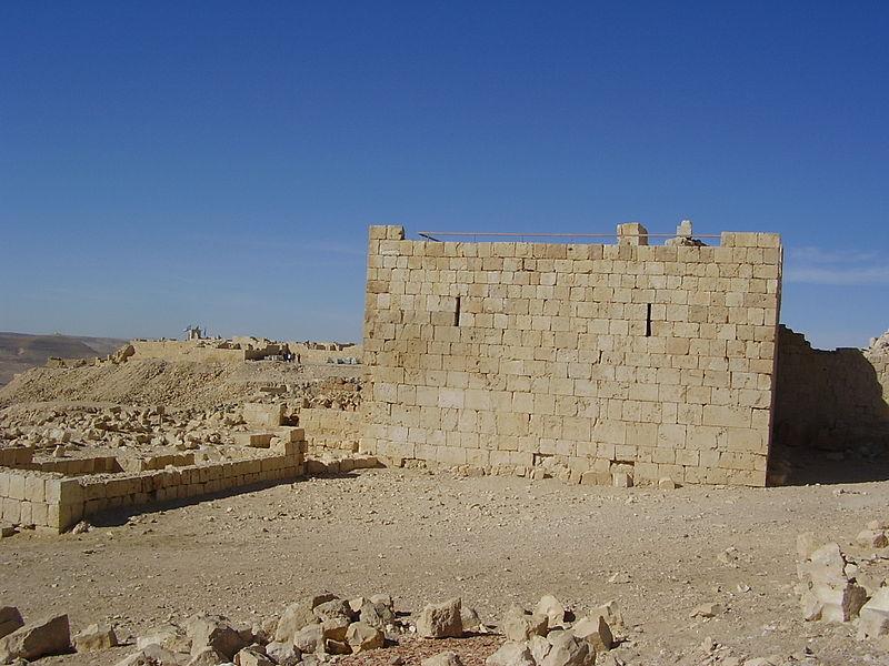 המגדל הרומי בעבדת