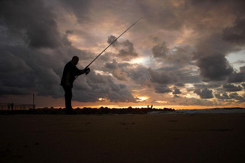 לדוג את העננים