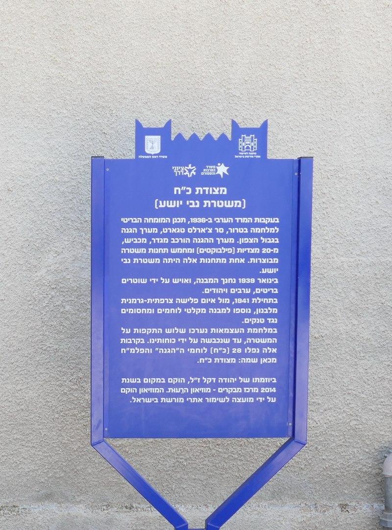 מצודת נבי יושע