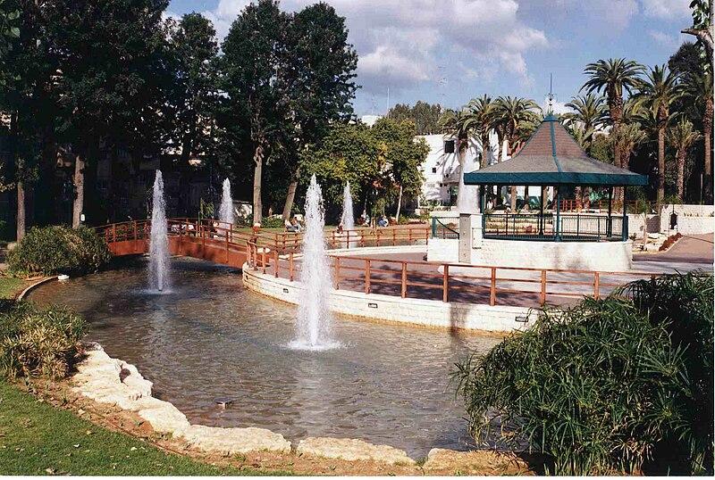 גן העיר בראשון לציון