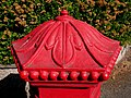 Pillar Box beside Number 48, Parkhill Road, Bexley (IV).jpg