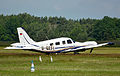 Piper PA-34-220T Seneca V (D-GEFI) 02.jpg