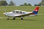 Piper PA28-161 Warrior III 'G-JACA' (41068169394).jpg