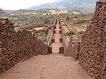 Piquillacta Archaeological site - street.jpg