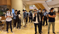 Plain clothes police recording the press in Pacific Place 20201015-1.png