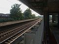 Plaistow station LTS look west.JPG