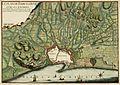 Plano de Barcelona y sus alrededores en 1711, por Nicolas de Fer.jpg