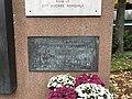 Plaque en hommage aux régiments d'infanterie de Courbevoie (Hauts-de-Seine, France) - 1.JPG