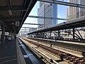 Platform of Chihaya Station 5.jpg