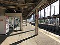Platform of Edamitsu Station.jpg