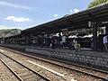 Platform of Tsuwano Station 6.jpg