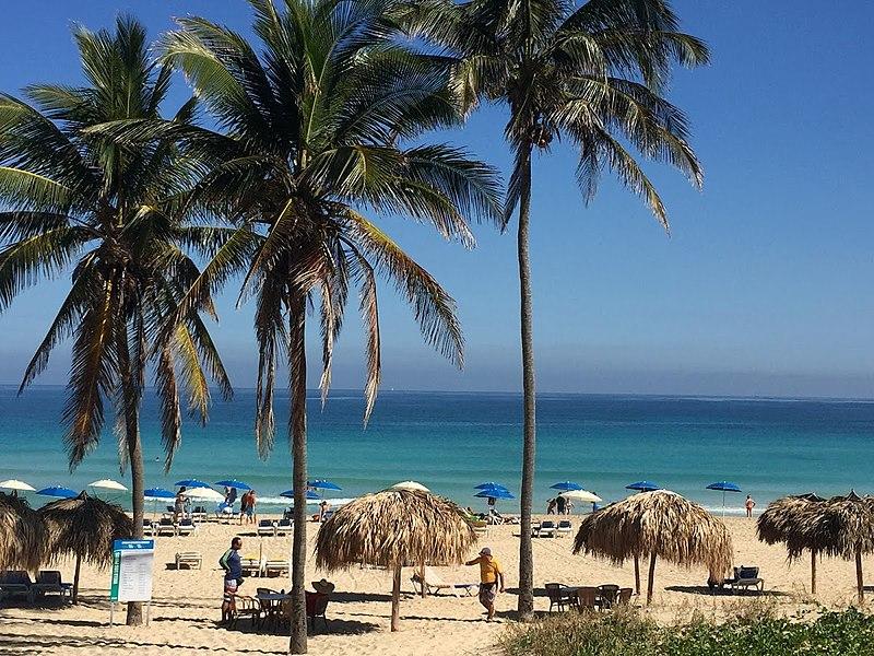 Como são as praias de Cuba