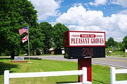 Pleasant Groves