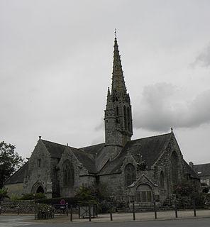 Pluguffan,  Бретань, Франция