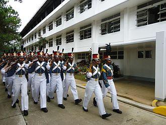 Philippine Military Academy - Image: Pma cadets