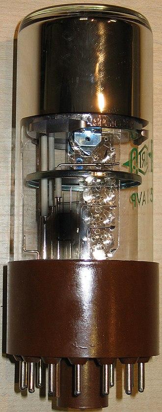 Photomultiplier tube - Photomultiplier