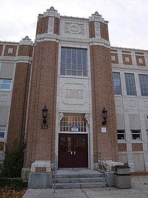Pocatello, Idaho - Pocatello High School