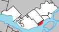 Pointe-Calumet Quebec location diagram.png